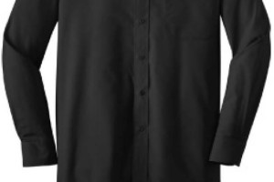 627x983px 5 Boys Long Sleeve Black Dress Shirt Picture in Fashion