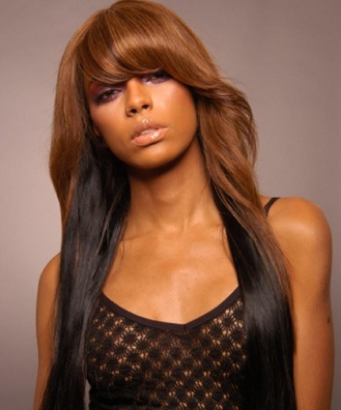 Long Weave Hairstyles For Black Women Woman Fashion