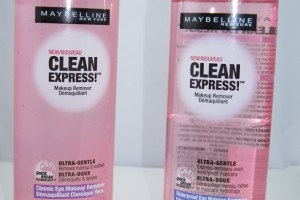 Make Up , 4 Maybelline Eye Makeup Remover : Makeup Removers for  waterproof eye makeup