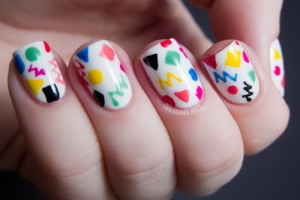 500x375px 5 Migi Nail Art Designs Picture in Nail