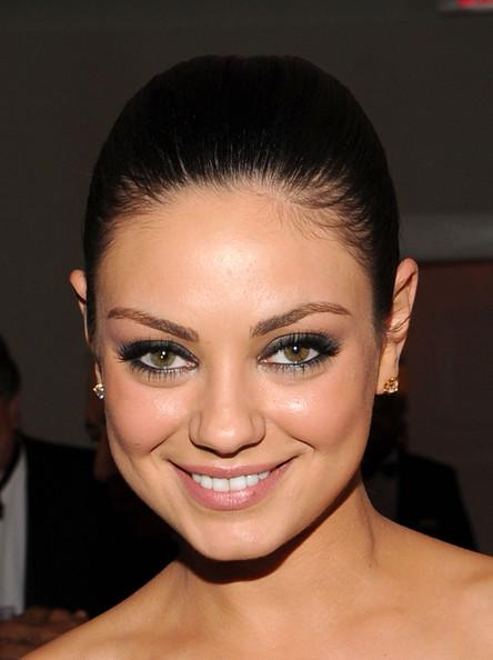 Mila Kunis Eyeliner Eyes How To Close