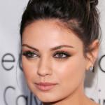 Mila Kunis eyes smolder , 5 Mila Kunis Eye Makeup In Make Up Category