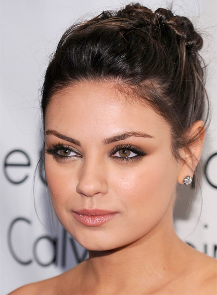 5 Mila Kunis Eye Makeup in Make Up