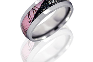 2500x2500px Mossy Oak Camo Wedding Rings Picture in Jewelry