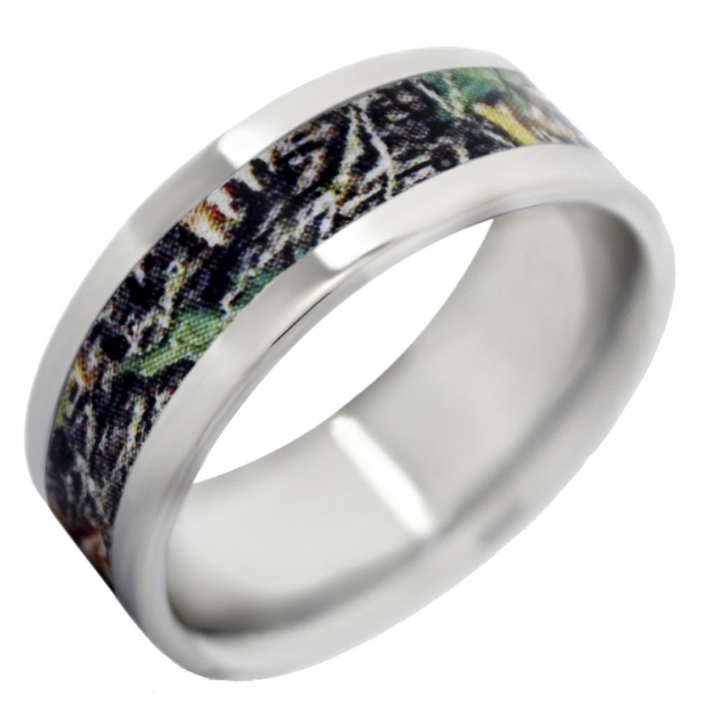 69 Mossy Oak Wedding Ring Sets
