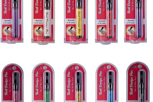 600x600px 6 Nail Art Pen Designs Picture in Nail