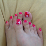 Nail Art Designs for Toes , 6 Nail Art Designs For Toes In Nail Category