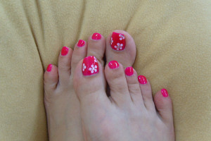 Nail , 6 Nail Art Designs For Toes : Nail Art Designs for Toes