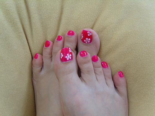 Nail , 6 Nail Art Designs For Toes : Nail Art Designs For Toes