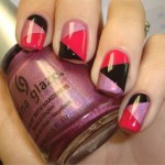 Nail Art Ideas Using Scotch Tape , 6 Scotch Tape Nail Designs In Nail Category