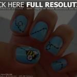 Nail Art Styles , 6 Easy Nail Designs Tumblr In Nail Category