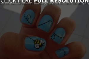 Nail , 6 Easy Nail Designs Tumblr : Nail Art Styles