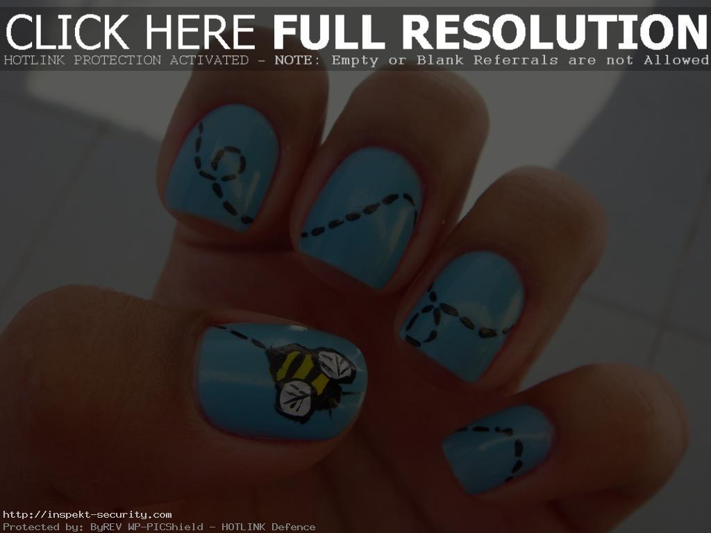 Nail , 6 Easy Nail Designs Tumblr : Nail Art Styles