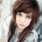 Natural Brown Hair for Young Girl , 6 Emo Hairstyles For Girls With Brown Hair In Hair Style Category