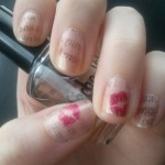 Newspaper Nails! , 7 Newspaper Nails Designs In Nail Category