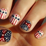Patriotic nails recreated , 6 Patriotic Nail Art Designs In Nail Category