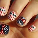 Patriotic nails recreated , 6 Patriotic Nail Art Designs In Nail Category