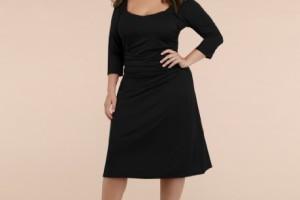Fashion , 11 Little Black Dresses Plus Size Women : Plus Size Little Black Dresses