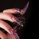 Pointy Nails Easy Nail Design , 7 Pointy Nails Design In Nail Category