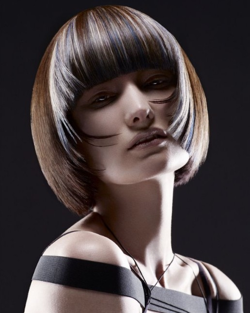 6 Feminine Short Hairstyles For Women in Hair Style