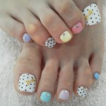Pretty Pedicure Nail Art Ideas , 6 Nail Art Designs For Toes In Nail Category
