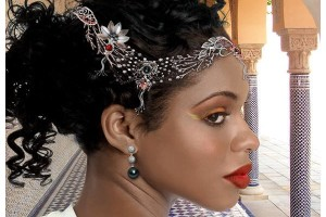 600x550px 5 Updo Hairstyles For Black Girls Picture in Hair Style