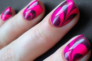 510x400px Shellac Nail Design Ideas Picture in Nail