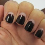 Shellac black Nails polish , 6 Shellac Nail Designs In Nail Category