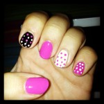 Shellac Nail Art Ideas Picture , Shellac Nail Design Ideas In Nail Category
