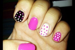 Nail , Shellac Nail Design Ideas : Shellac nail art ideas picture