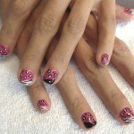 Shellac nail design ideas creative , Shellac Nail Design Ideas In Nail Category