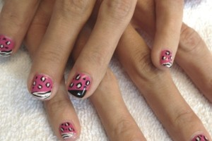 Nail , Shellac Nail Design Ideas : Shellac nail design ideas creative