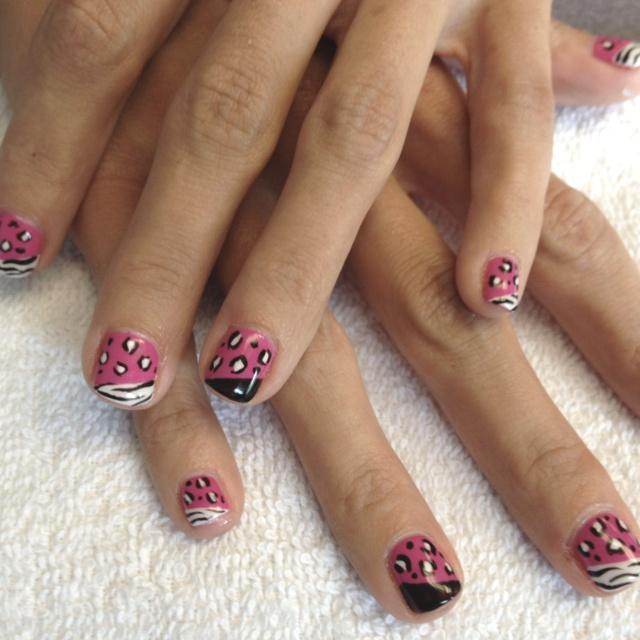 Nail , Shellac Nail Design Ideas : Shellac Nail Design Ideas Creative