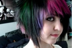 504x660px 5 Emo Hairstyles For Girls With Short Hair Picture in Hair Style