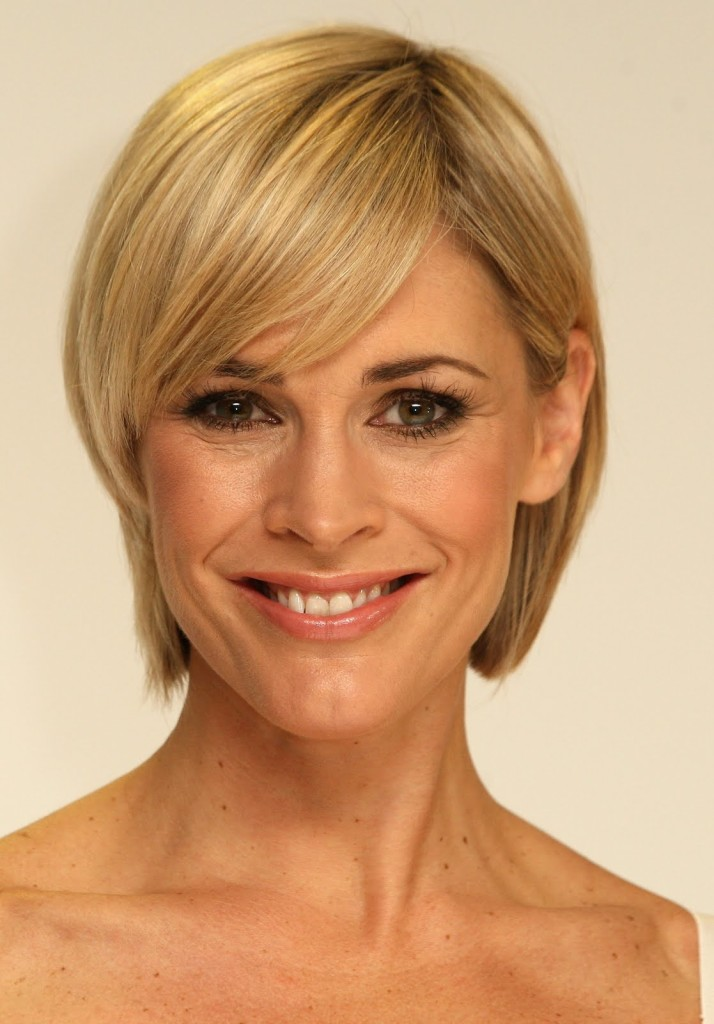 5 Short Hairstyles For Women With Long Faces in Hair Style