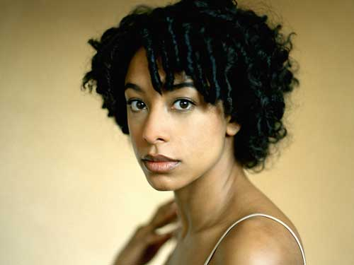 Natural Afro Hairstyle Natural Short Afro Hairstyles
