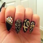 Stiletto nails ideas , 7 Stiletto Nails Designs In Nail Category
