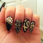 Stiletto nails ideas , 6 Stiletto Nail Designs In Nail Category