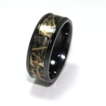 Titanium Camo Wedding Rings , Mossy Oak Camo Wedding Rings In Jewelry Category