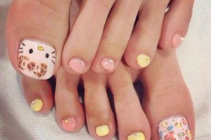 500x500px 4 Toe Nail Designs Tumblr Picture in Nail
