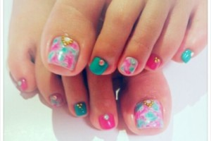 Nail , 4 Toe Nail Designs Tumblr : Toe Nails Designs