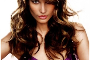 Hair Style , 9 Hairstyles For Long Curly Hair Women : Top Sensational Hairstyles for Long Hair