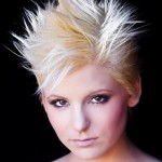 Trendy Short Spiky Hairstyles , 5 Spiky Short Hairstyles For Women In Hair Style Category