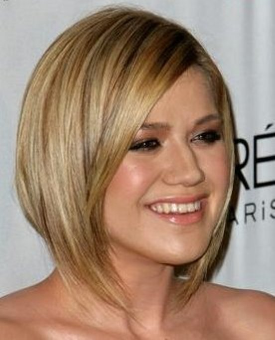 4 Short Hairstyles For Fat Women With Round Faces in Hair Style