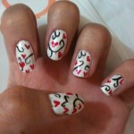 Valentine's Day Nail Design , 7 Valentines Day Nail Designs In Nail Category