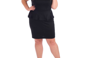 500x500px 11 Little Black Dresses Plus Size Women Picture in Fashion