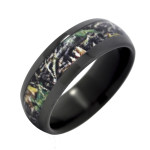 Zirconium with Mossy Oak Wedding Ring , Mossy Oak Camo Wedding Rings In Jewelry Category