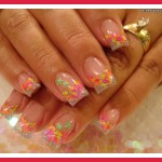 acrylic nails pictures , 6 Cute Acrylic Nail Designs In Nail Category