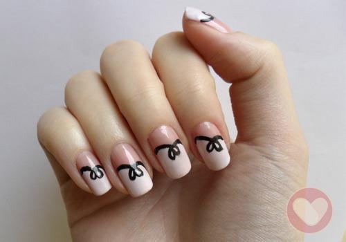 Nail , 6 Easy Nail Designs Tumblr :  Acrylic Nails Tumblr Nail Art