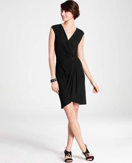 9 Ann Taylor Little Black Dress Picture in Fashion